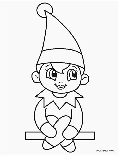 on the shelf coloring page free printable coloring pages for cool2bkids