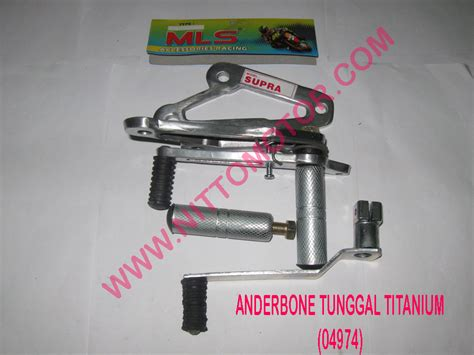 Pelindung Knalpot Zr anderbone nitto motor accessories spare part motorcycles