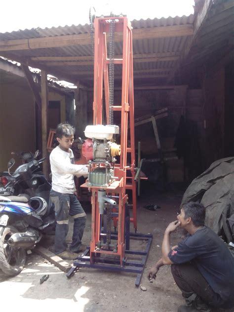 Mesin Bor Sumur Otomatis jual mesin bor sumur harga murah bandung oleh cv putra