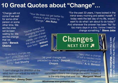 Picture Quotes About Changes
