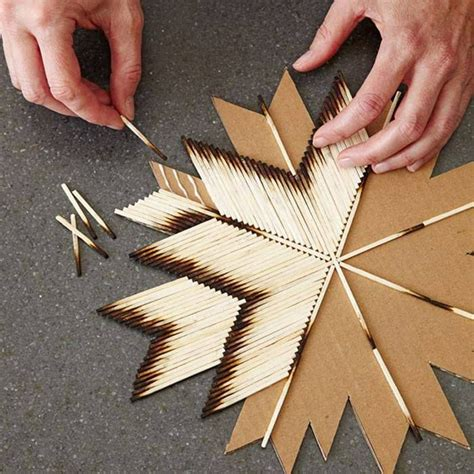 Wood Used To Make Paper - 25 unique toothpick crafts ideas on gods eye