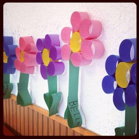 flower pattern kindergarten preschool flower craft crafts and worksheets for
