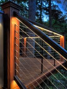 outdoor deck lighting 27 outdoor step lighting ideas that will amaze you