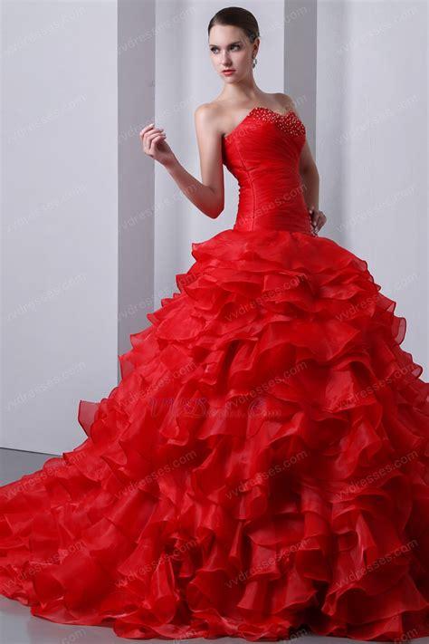 design quinceanera dress unique sweetheart red allure quinceanera dress by designer