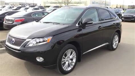 black lexus 2012 lexus certified pre owned black 2012 rx 450h awd hybrid