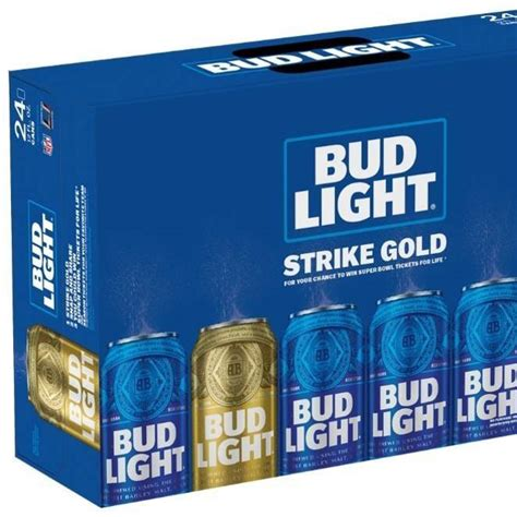 Bud Light Pulls A Willy Wonka With A Gold Can Bowl