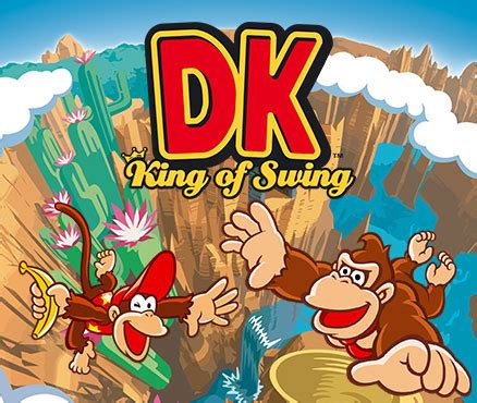 king of swing dk king of swing boy advance giochi nintendo