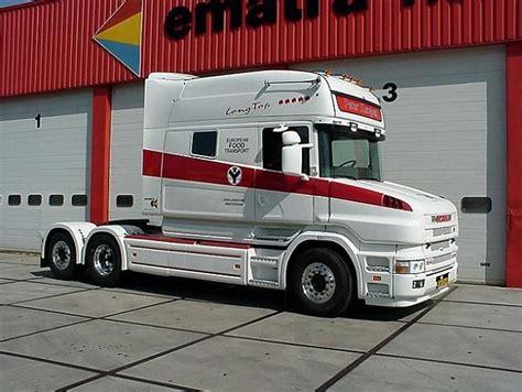 volvo otr trucks scania longline torpedo europe otr rigs