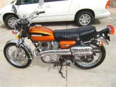 1975 honda cl360