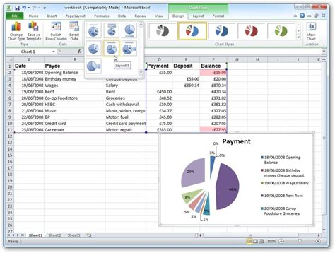 Benefit Of Change Mba To Ms by Benefits Of Microsoft Excel 2010 Including What S New