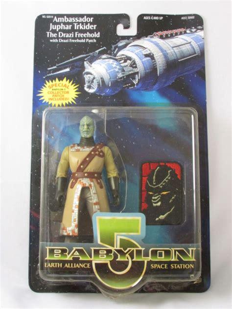 babylon 5 figures babylon 5 figure shop collectibles daily