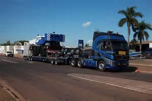 Australia Volvo Heavy Haulage Australia Volvo Truck Berrimah Near Darwin