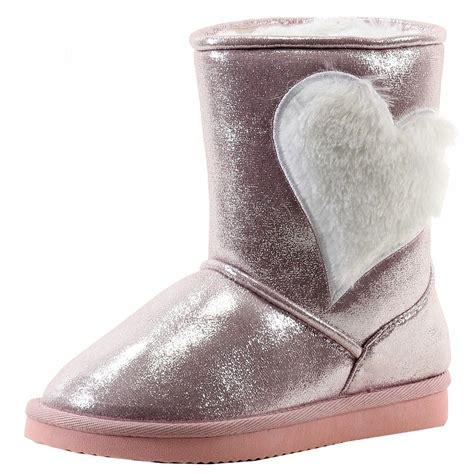 Light Up Boots by Firebugs S Katniss Fashion Light Up Winter Boots