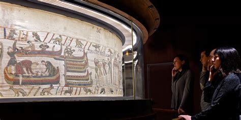 Tapisserie De Bayeux by La Tapisserie De Bayeux En Angleterre Un Pr 234 T Hors Norme