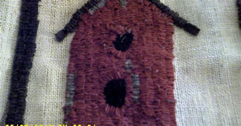 how to bind a hooked rug the primitive roost llc how to bind a hooked rug