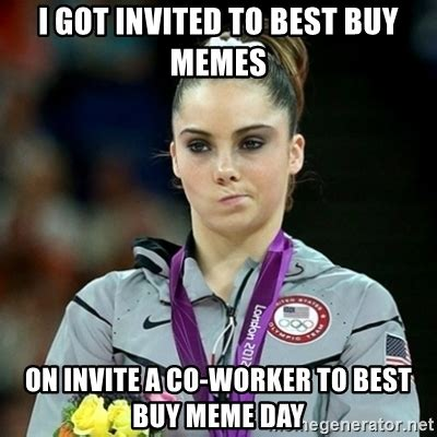 Best Buy Memes - i got invited to best buy memes on invite a co worker to