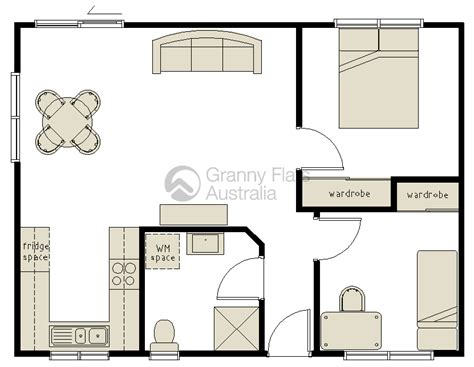 granny flat 2 bedroom designs 2 bedroom granny flat archives granny flats australia