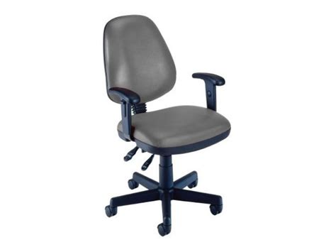 Vinyl Office Chair by Ofm Vinyl Task Office Chair W Arms Ofm 119va Computer Chairs