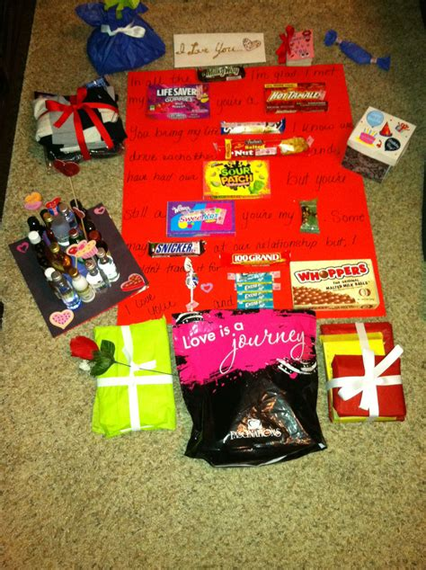 Gifts For Boyfriends Nd  Ee  Birthday Ee   S Things To