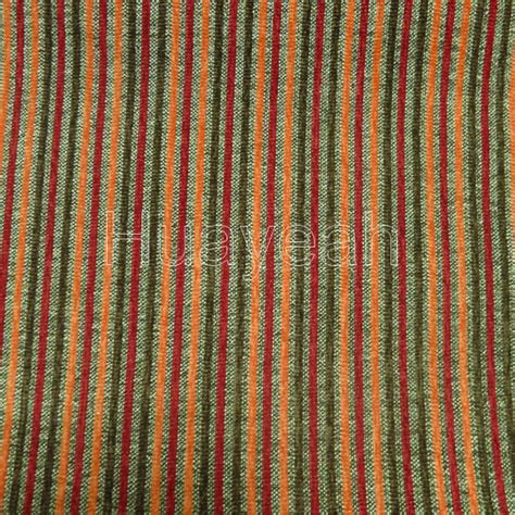 Jacquard Chenille Upholstery Fabric by Stripe Jacquard Chenille Upholstery Fabric