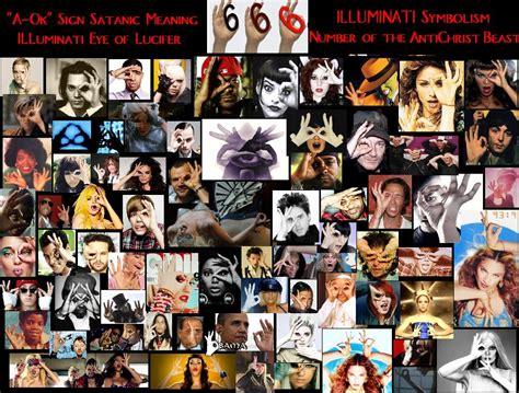 all illuminati signs signos de causalidad y conspiraci 243 n se 241 al quot ok quot con la
