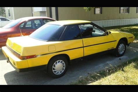 small engine maintenance and repair 1989 subaru xt electronic valve timing the subaru xt is the weird subaru coupe you probably don t remember autotrader