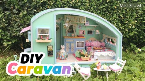Design A House Free by Diy Dollhouse Summer Caravan Super Relaxing Miniature