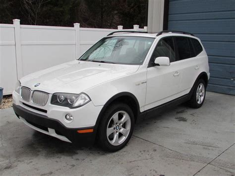 2007 bmw x3 bluetooth 2007 bmw x3 3 0si sunroof leather bluetooth awd 07 4wd e83