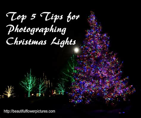 christmas light photography tips top 5 tips for photographing christmas lights beautiful