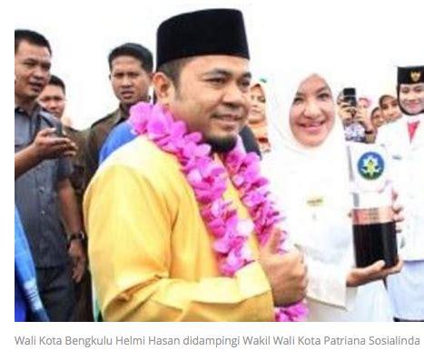 Amal Setara Haji catatan bagi walikota bengkulu soal shalat berjamaah