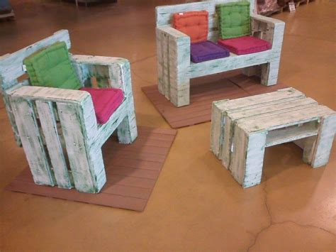 diy kids couch creative pallets furniture for kids 101 pallet ideas