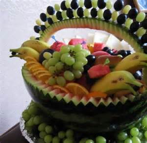 fruit salad decoration