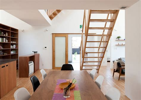 house sharing 13 bedroom house by naruse inokuma architects puts a fresh