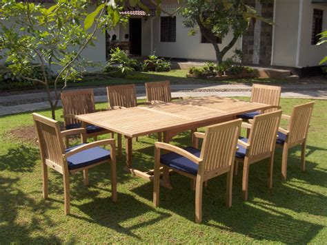 outdoor designs teak outdoor furniture care beautiful