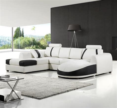 black and white leather sofa set white leather sofa for living room traba homes