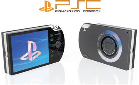 playstation compact, the future camera