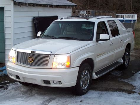2003 Cadillac Truck by 2003 Cadillac Escalade Ext User Reviews Cargurus