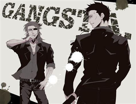 wallpaper hd anime gangsta gangsta匪徒 黑街 73p 高清图片壁纸下载 zero动漫网
