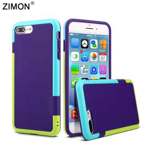 Softcase Soft Iphone 7 Plus Original X Level Natureliving Rubber aliexpress buy for iphone 7 matte armor silicone hybrid gel soft cover for apple