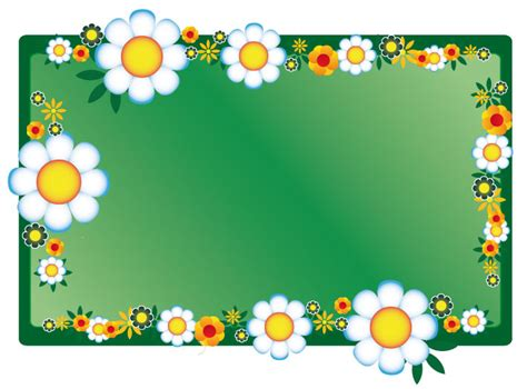 cornici floreali da stare cornice floreale floral frame 8 vettoriali gratis it