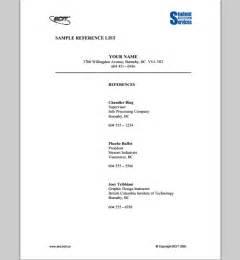 reference list template affordablecarecat