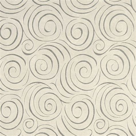 abstract upholstery fabric off white abstract swirl microfiber upholstery fabric by