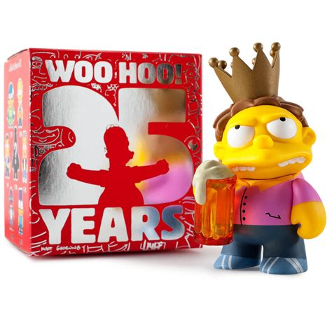 Sale Kidrobot X The Simpsons 25th Anniversary Blind Box kidrobot x simpsons treehouse of horror mini series fly
