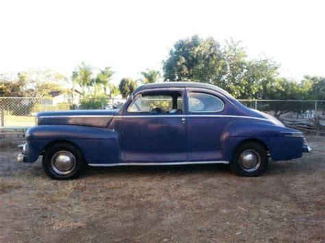 1942 lincoln zephyr buy used 1942 lincoln zephyr in mira loma california