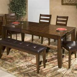 Kitchen Tables With Leaf Solid Mango Wood Dining Table With Butterfly Leaf By Intercon Wolf And Gardiner Wolf Furniture
