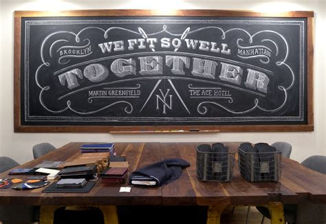 Poster Move On Hiasan Dinding lettered chalk typography by tanamachi
