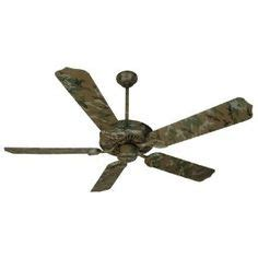 Camo Ceiling Fan Blades by Orange Realtree On 44 Pins