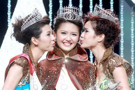 hong kong actress toby toby chan crowned 2010 miss hong kong netizens suspicious