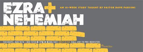 ezra and nehemiah the two horizons testament commentary thotc books history of ezra and nehemiah crafts