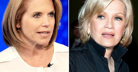 katie couric sorority katie couric diane sawyer feud detailed in tell all the
